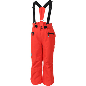 Color Kids Sanglo Padded Ski Pants Kids Orange.com